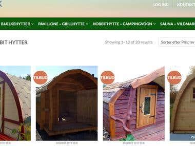 An e-commerce site