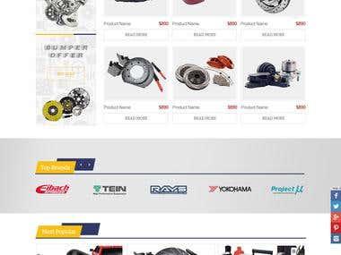 PitShop, Automobiles Auction Website