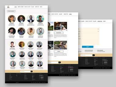 Irwa web project