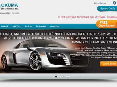 Best Car and Auto Brokers Website