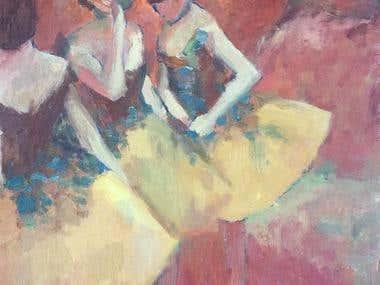 Ballet dancers 02