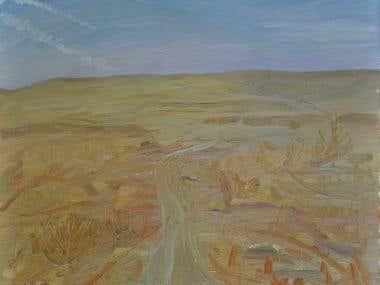 Inner Mongolia steppe (2011)