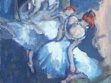 Ballet dancers 01