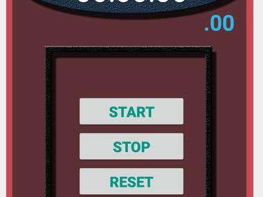 Musical Stopwatch for Android