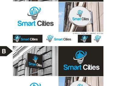 Smart Cities Concept