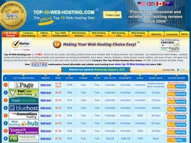 Web Designing ( HTML,CSS )