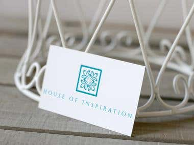 Logo for House of Inspiration
