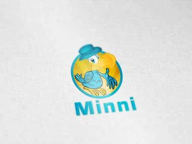 Logo for Minni
