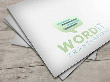 Logo for Word It