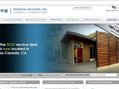 DCG Website