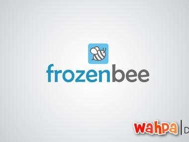 Frozenbee logo