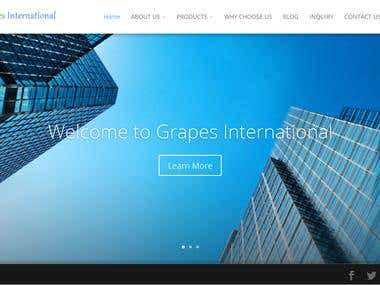 Grapes International