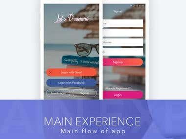 Oye Exams Mobile Concept