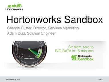 Hortonworks Sandbox