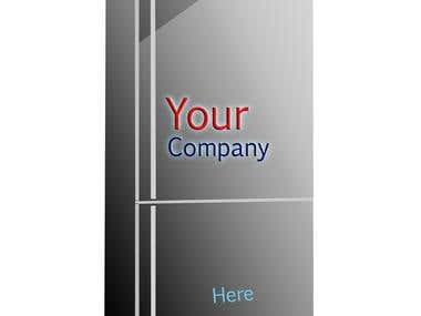 Generic Fridge Logo
