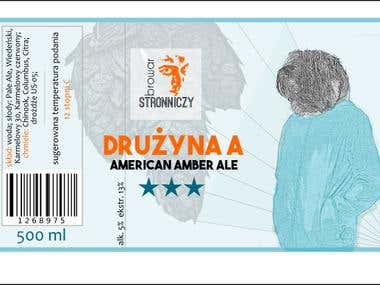 Label beer