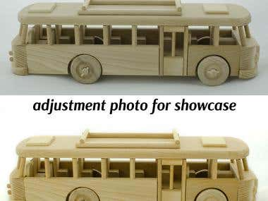 adjustment photo for showcase