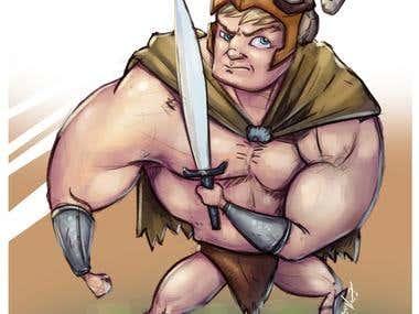 Battle Guy