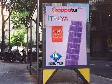 Erel Tur Social Media Adverts
