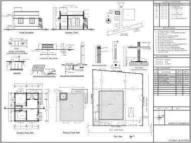 Residential Building - Approval Drawing