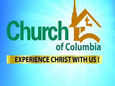 Church of colombia Logo