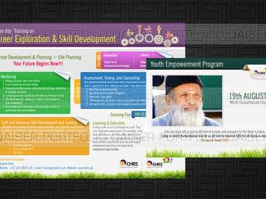 Brochures  of Training