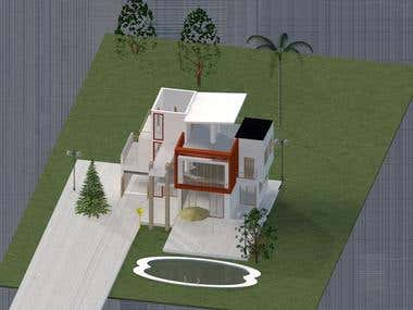 House visualization