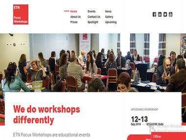 ETN Workshops