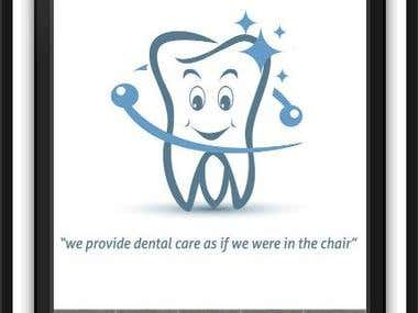 Mobile App for Dental Care Company