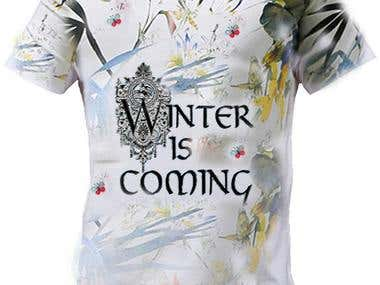 T shirt for the upcoming winter season 2016