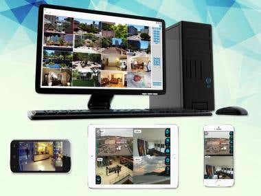 IP Cam Soft App -  App for IP Cameras/DVRs