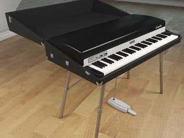 3d instruments