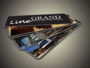 GRAND LINE Interior design.