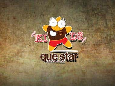 Q star restaurants & cafe logo