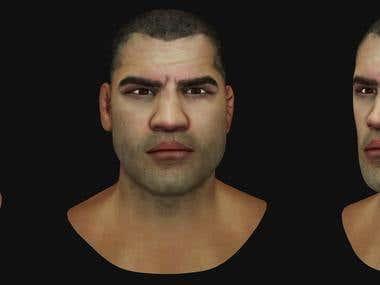 Face_Study_realisticTexture
