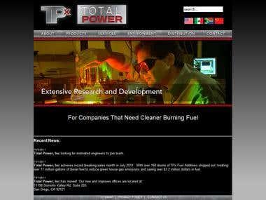 TPXtech Oil Company