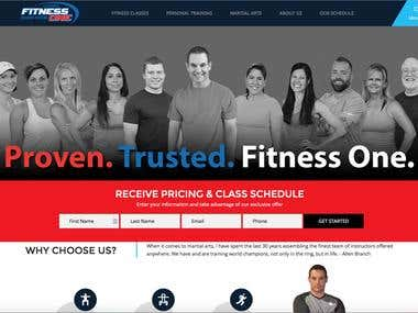 Fitness ONE Martial Arts & Personal Training