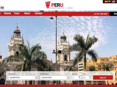 Peru Apartment 4 rent