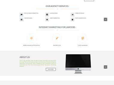 WordPress Websie