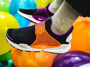 NikeID Sock Dart editorial