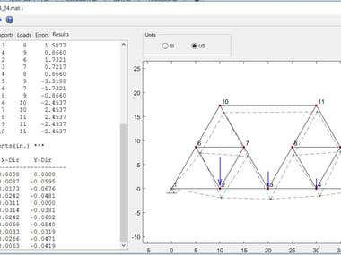 Truss Analysis