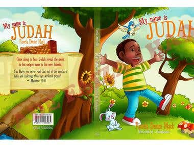 Childreen Book : My name is Judah
