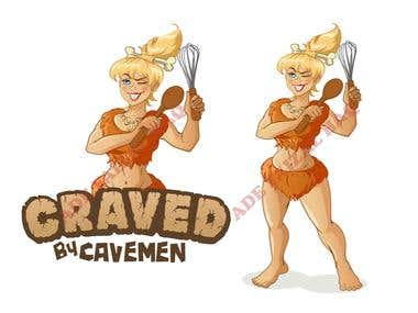 Craved by the cavemen