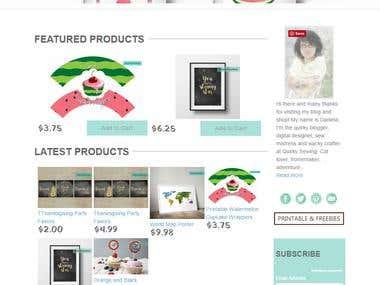 Online Downloads - Shop