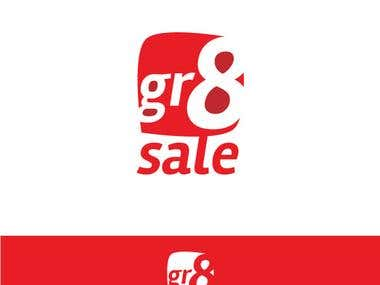Logo for Gr8 Sale