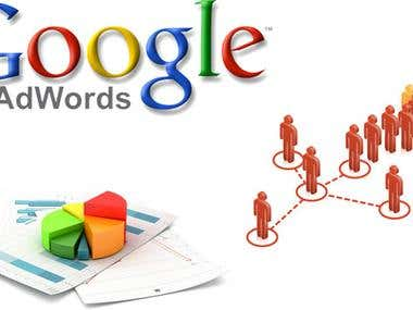Set up Top performing Google Adwords campaign