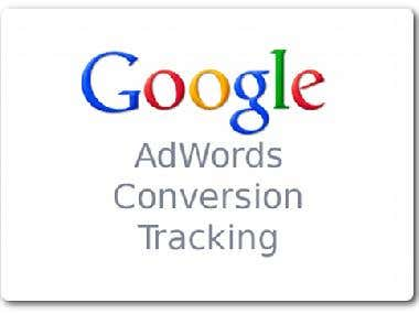 Install Adwords Conversion Tracking on your website