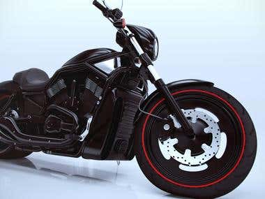 Harley Davidson V-Rod Night Rod® Special