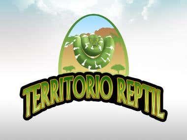 Logo Reptile Territory