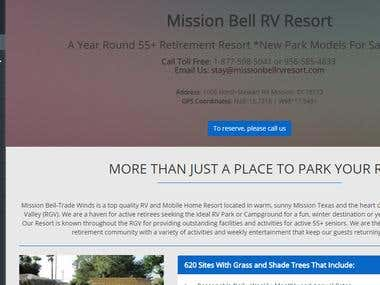 Mission Bell RV Resort